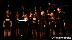 The Serbian vocal group Viva Vox Choir