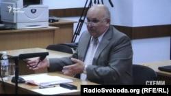 Заступник голови Київського апеляційного господарського суду Анатолій Верховець