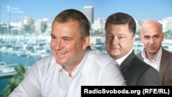 Олег Гладковський (ліворуч) та Iгор Кононенко (праворуч) – найближчі друзi і бiзнес-партнери Порошенка