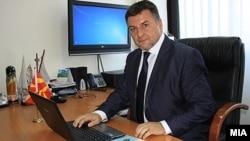 Тони Јакимовски, поранешен шеф на кабинетот на поранешниот директор на УБК Сашо Мијалков