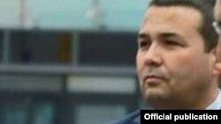 Экс-глава Агентства по вопросам внешней трудовой миграции Равшан Ибрагимов.