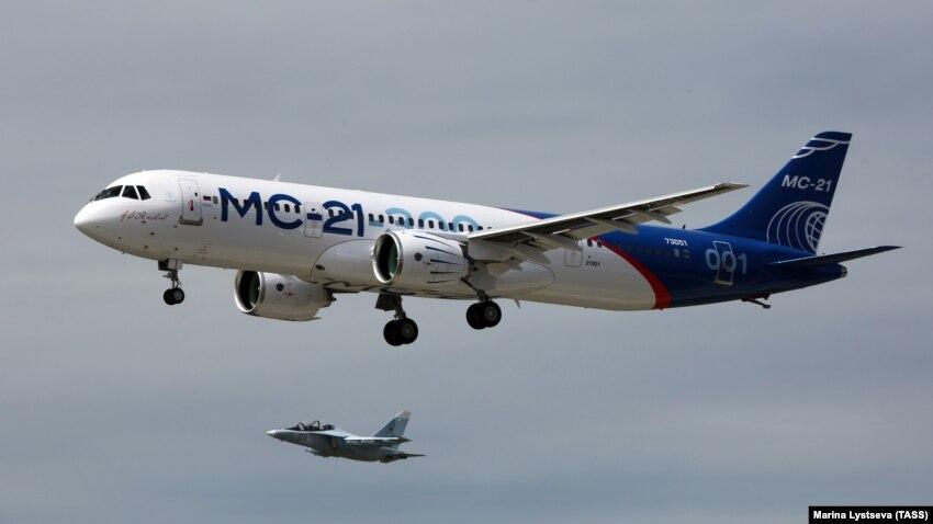 «Крымнаш»: технологическая удавка российского авиапрома