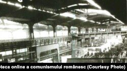 Industria metalurgică începuse să scârțâie. Combinatul de la Hunedoara (1970). Fototeca online a comunismului românesc; cota: 235/1970