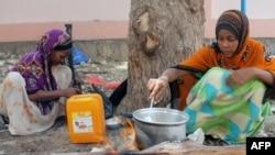 شهروندان غیرنظامی در عدن به اردوگاههای موقتی