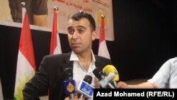 اتحاد الصحفيين العراقيين تكرم الفنان شوان عطوف
