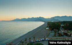 Побережье Анталии - самого знаменитого среди россиян турецкого курорта