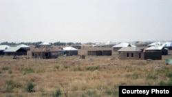 """""""Нұртас"""" ықшамауданы. Шымкент қаласы. 20 тамыз 2010 жыл."""