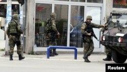 Akcija protiv osumnjičenih za terorizam iz maja 2015. u Kumanovu