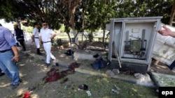 الهجوم على نقطة تفتيش في القاهرة 2 أيار