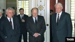 После подписания Беловежских соглашений