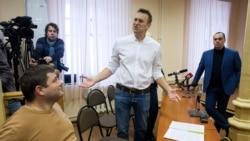 Նավալնին «Կիրովլես»-ի գործով դատապարտվեց հինգ տարվա պայմանական ազատազրկման