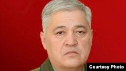 Duyshenbek Chotkaraev, deputy head of GKNB, Kyrgyzstan
