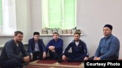 Фәнил Лобанов (с), Юсеф Куряев, Ибраһим Исянов, Юсеф Бибарсов, Али Кленков