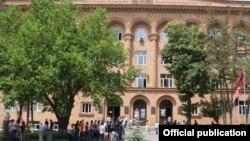 Լուսանկարը՝ Ճարտարապետության և շինարարության Հայաստանի ազգային համալսարանի կայքէջի