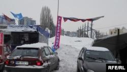 Në veri të Mitrovicës