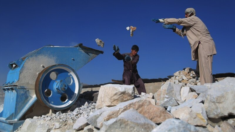 د مرمر ډبرو د صادرولو په خاطر له ترکمنستان سره تړون لاسلیک شو