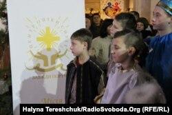 Діти в Центрі опіки сиріт