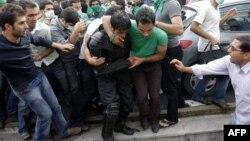 Беспорядки в Тегеране во время «Зеленой революции»