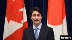 جاستین ترودو، نخستوزیر کانادا