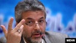 Камран Данешью, министр образования и науки Ирана. Иран, 11 октября 2011 года.