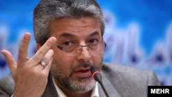 Iran's Science and Education Minister Kamran Daneshjou