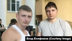 Влад Елфимов до и после травмы