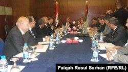 اجتماع عراقي اردني لتعزيز التعاون في مجال النقل