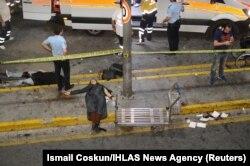 Погибшие в результате теракта в стамбульском аэропорту. 28 июня 2016 года.