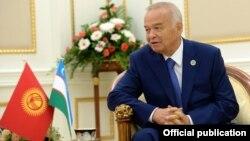 Presidenti i Uzbekistanit, Islam Karimov