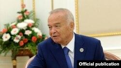 Prezident Yslam Kerimow