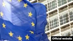 EU zastava u sjedištu evropskih institucija u Briselu, foto iz arhive