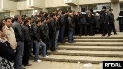 Bakıda əmək yarmarkası - 2008