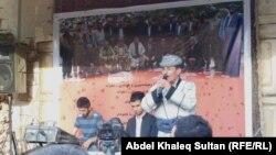 جانب من حفلة للتراث الموسيقي الكردي في دهوك