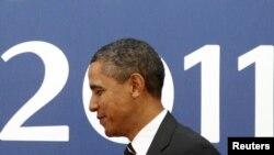 Барак Обама во Кан