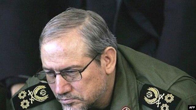 یحیی رحیم صفوی، مشاور علی نظامی رهبر جمهوری اسلامی ایران.