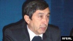 Ҷамшед Мансуров, ноиби шаҳрдори Душанбе.