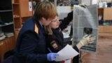 """Обыск в офисе газеты """"Коммерсантъ"""" в Екатеринбурге, апрель 2019 г."""