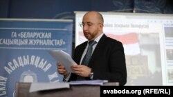 Юрась Карманаў