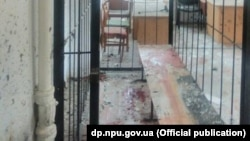 Наслідки вибуху в суді в Нікополі, 30 листопада 2017 року