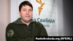 Іван Звягін,юрист, громадський діяч, координатор медичної служби національного спротиву, популяризатор донорства крові