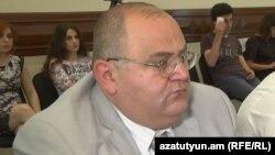 Երևանի ավագանու անդամ Արթուր Գասպարյանը: