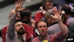 Њујорк - берза 22 февруари 2011