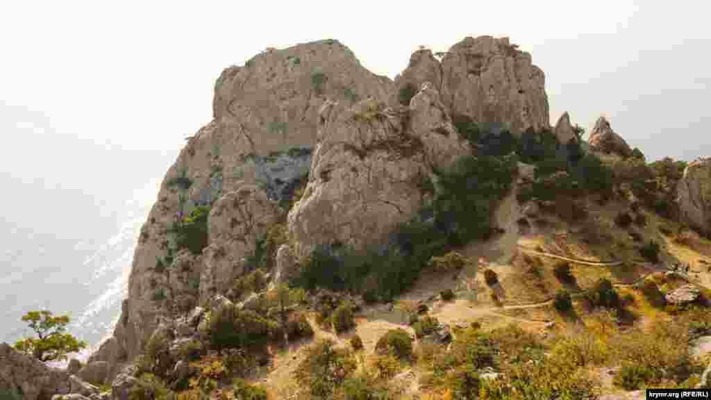 У долины Чикен-Кая сошлись воедино долины Рая и Ада