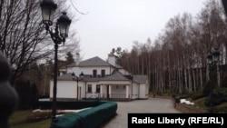 Ուկրաինա – Նախագահական նստավայրը այն բանից հետո, երբ նախագահը անհայտ ուղղությամբ հեռացավ Կիևից, 22-ը փետրվարի, 2014թ․