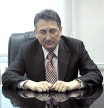 Sanjar Umarov, leader of the opposition group Sunshine Coalition, pictured in June 2005. His supporters say his jailing is a political move (Courtesy Photo)