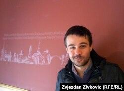 Hazim Begagić, direktor Bosanskog narodnog pozorišta Zenica
