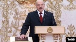 Belarusyň prezidenti Aleksandr Lukaşenko, Minsk, 6-njy noýabr, 2015