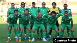 المنتخب الوطني العراقي للكرة