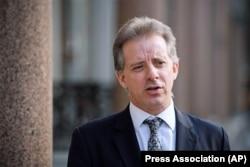 """Кристофер Стил, бывший сотрудник британской разведки MI6, автор так называемого """"досье Трампа"""""""