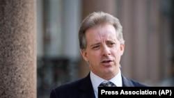 Кристофер Стил, бывший агент британской разведки MI6.